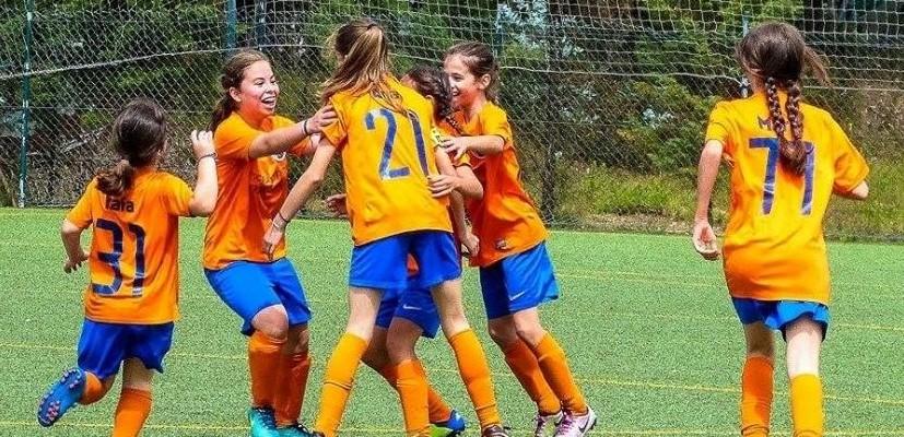 Aulas de Sábado dias 14 e 21 de Novembro de Equipa Feminina da Escola de Futebol Antecipada para as 10h00 – Restantes Aulas Mantém o Horário