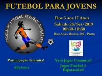 Futebol Para Jovens_2019