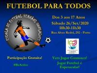 Futebol Para Todos_2020