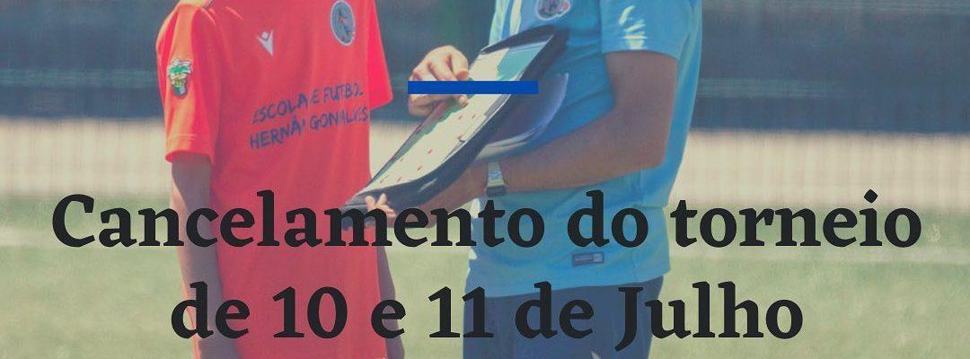 Cancelamento de Encontro com a Escola Crescer de Bragança – Dia 11 de Julho