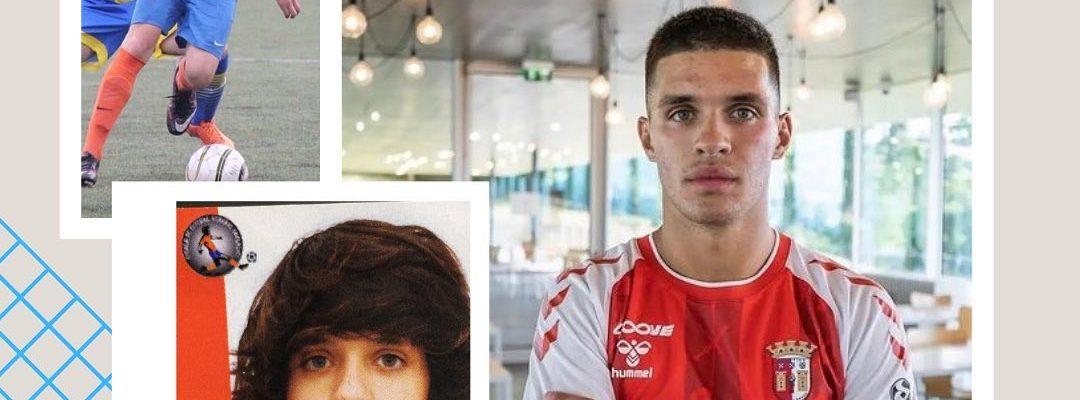 Dinis Namura Pinto assina pelo SC Braga B